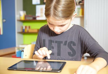 digitale medien in der Grundschule