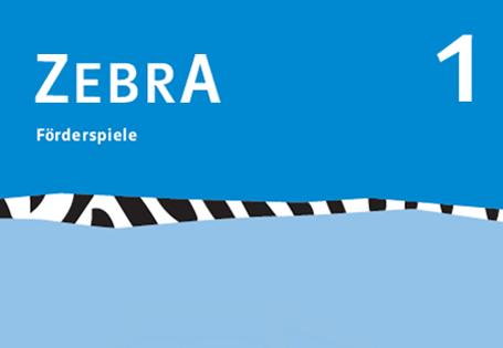 Zebra 1 Förderspiele