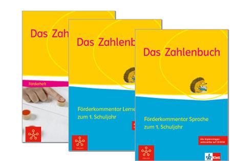 Zahlenbuch Inklusion Klett