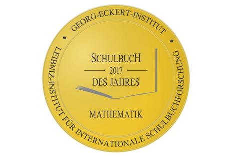 """Das Zahlenbuch ist """"Schulbuch des Jahres 2017"""""""