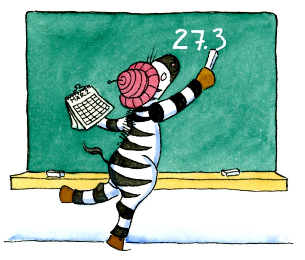 Ordnungsdienst klassenzimmer  Klassendienste besser organisieren mit den Zebra - Dienstekärtchen