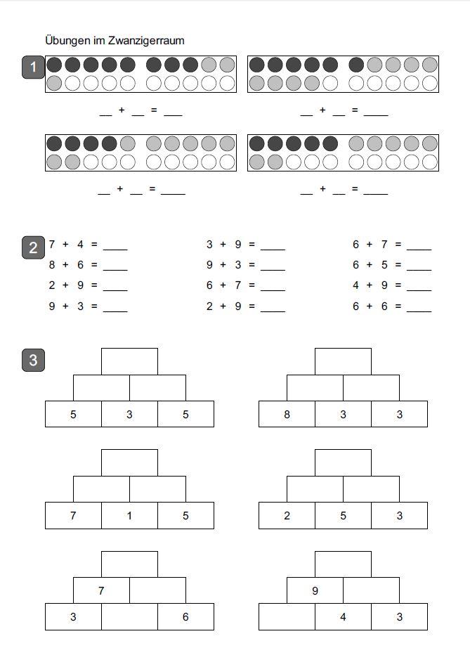 WorksheetCrafter - Arbeitsblatt erstellen leicht gemacht