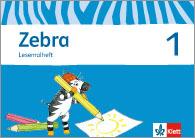Zebra 1 Lesemalheft
