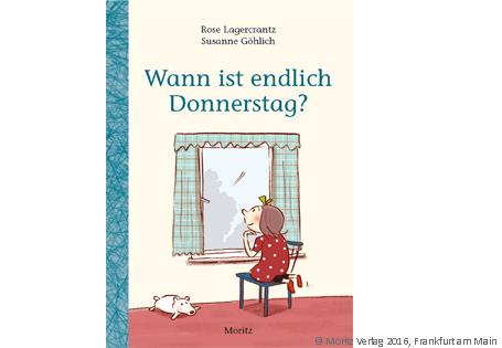© Moritz Verlag 2016, Frankfurt am Main, Einbandgestaltung: Norbert Blommel, unter Verwendung einer Illustration von Susanne Göhlich