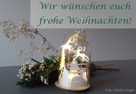 Der Grundschul-Blog wünscht allen Leserinnen und Lesern frohe Weihnachten!