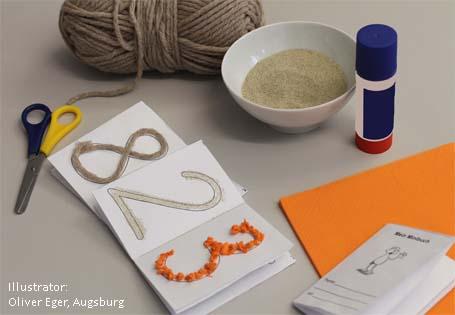 Minibuch Materialien