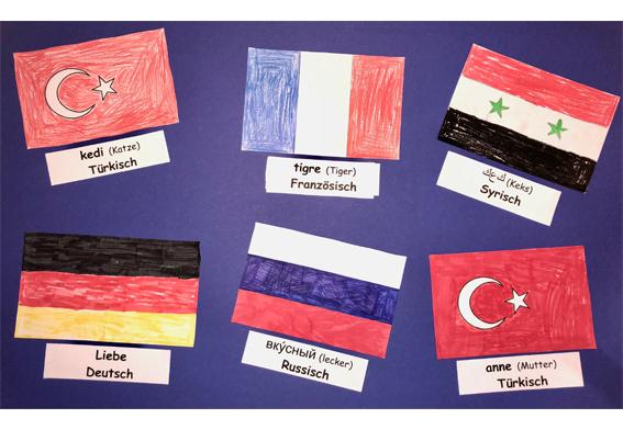 Plakat Flaggen