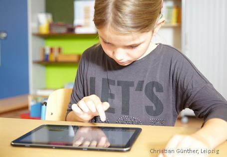 Apps im Einsatz in der Grundschule