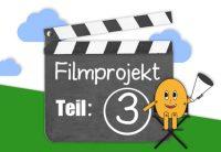 Filmprojekt-Teil3: Filmklappe