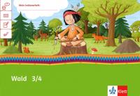 Indianerheft Wald erkunden