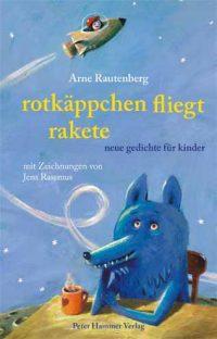 Cover Rotkäppchen fliegt Rakete