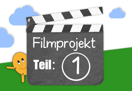 Filmprojekt-Teil1: Filmklappe
