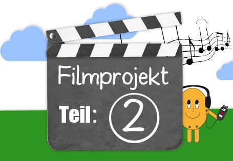 Filmprojekt-Teil2: Filmklappe