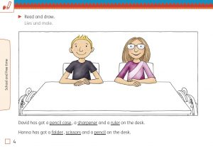 Read and draw Seite 4
