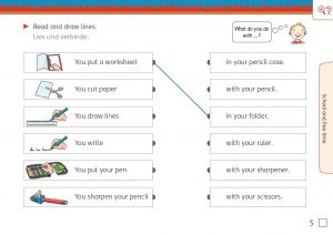 Read and draw Seite 5