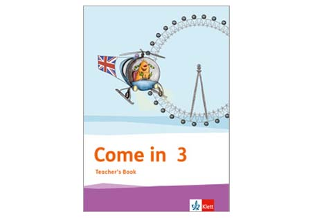Come in ab Klasse 3 Teacher's Book 3