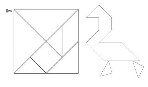 Stationenlauf Zum Thema Formen Und Muster Für Klasse 2 Teil 1
