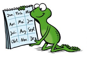 MiniMax Kalender